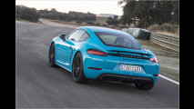 Test Porsche 718 Cayman GTS