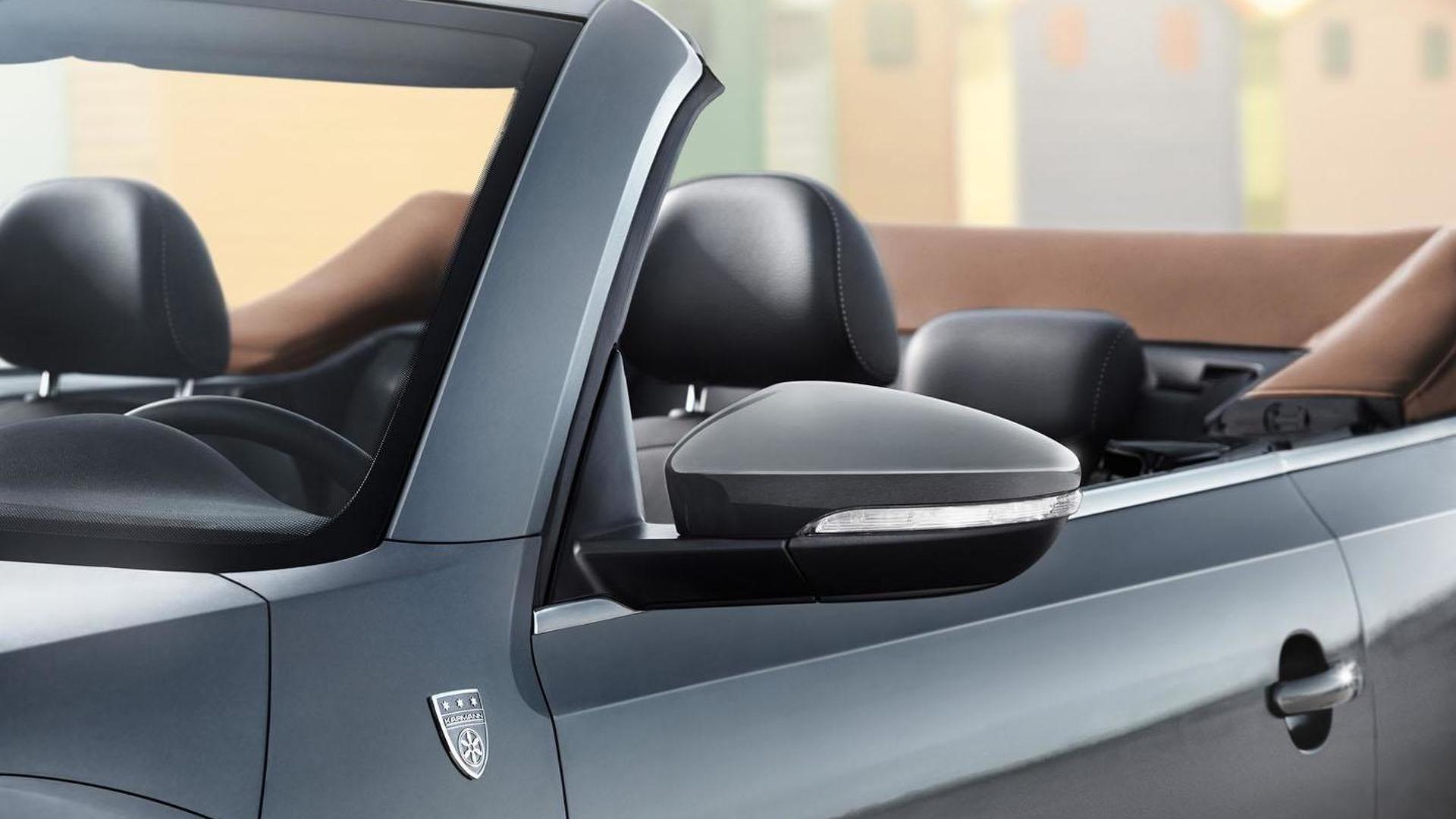 Стильный кабриолет Volkswagen Beetle Karmann