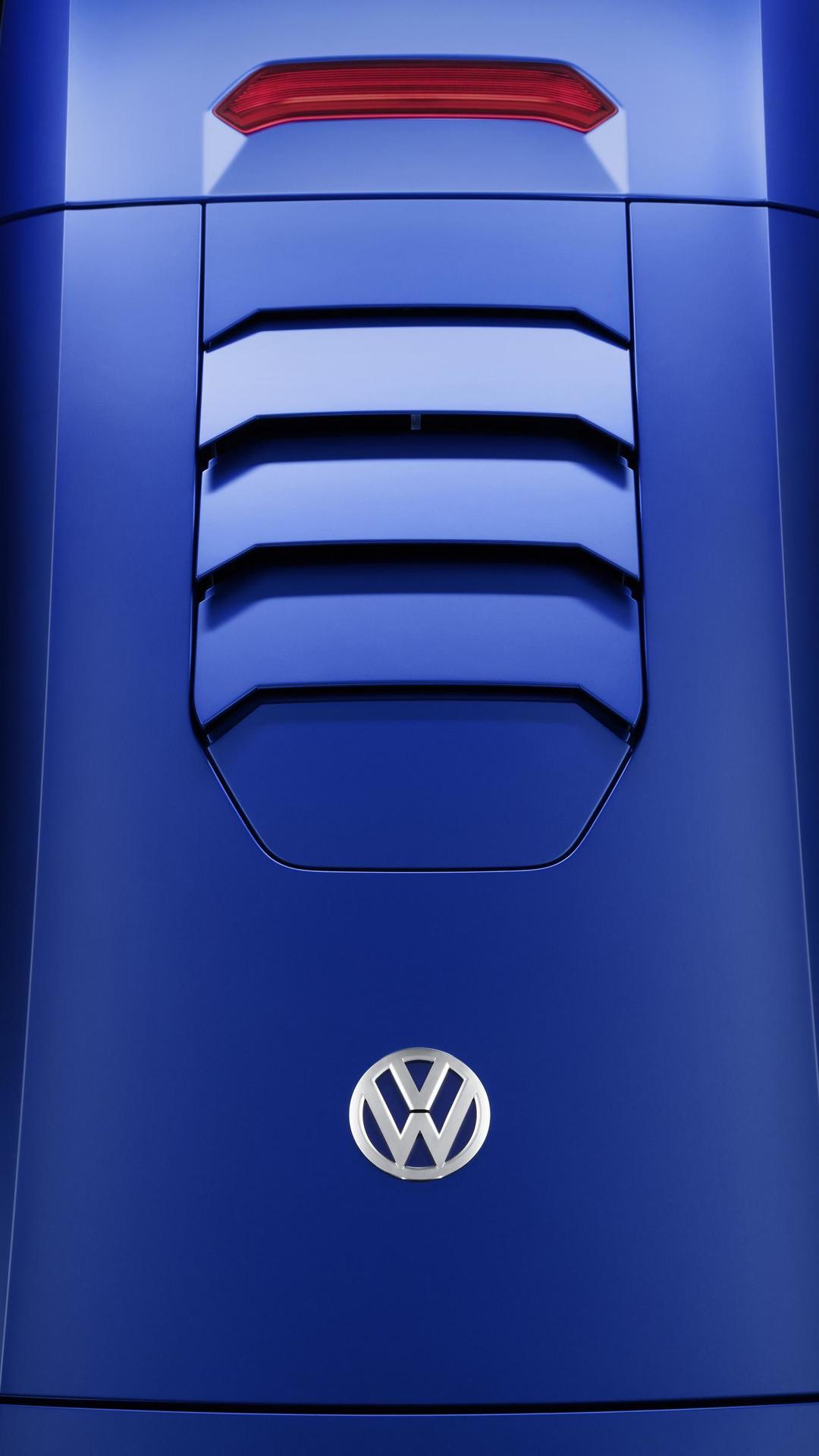 Крышка моторного отсека VW XL Sport