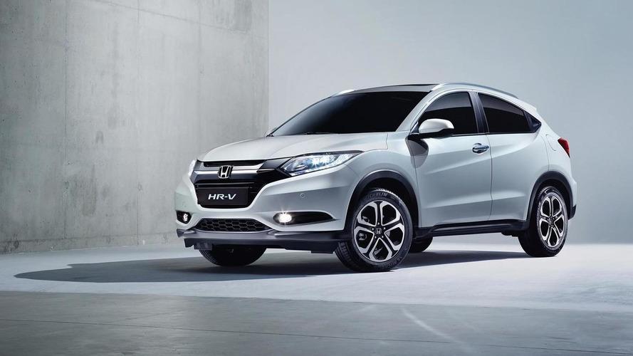 2015 Honda HR-V revealed in European specification
