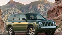 2007 Jeep Patiot