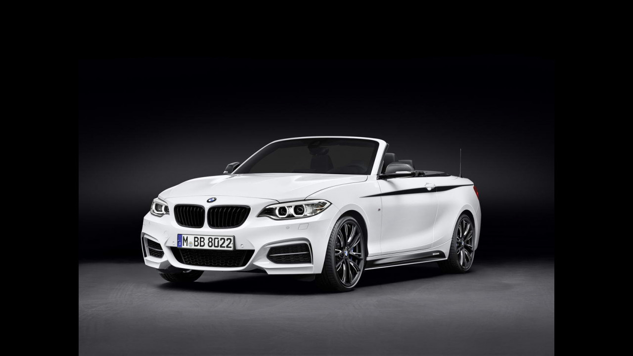BMW Serie 2 Cabrio M Performance