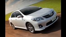 Toyota lança Corolla 2013 em versão XRS no Brasil - Preços partem dos R$ 79.500