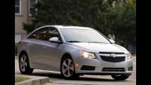 Chevrolet Cruze é eleito o Carro do Ano no Canadá