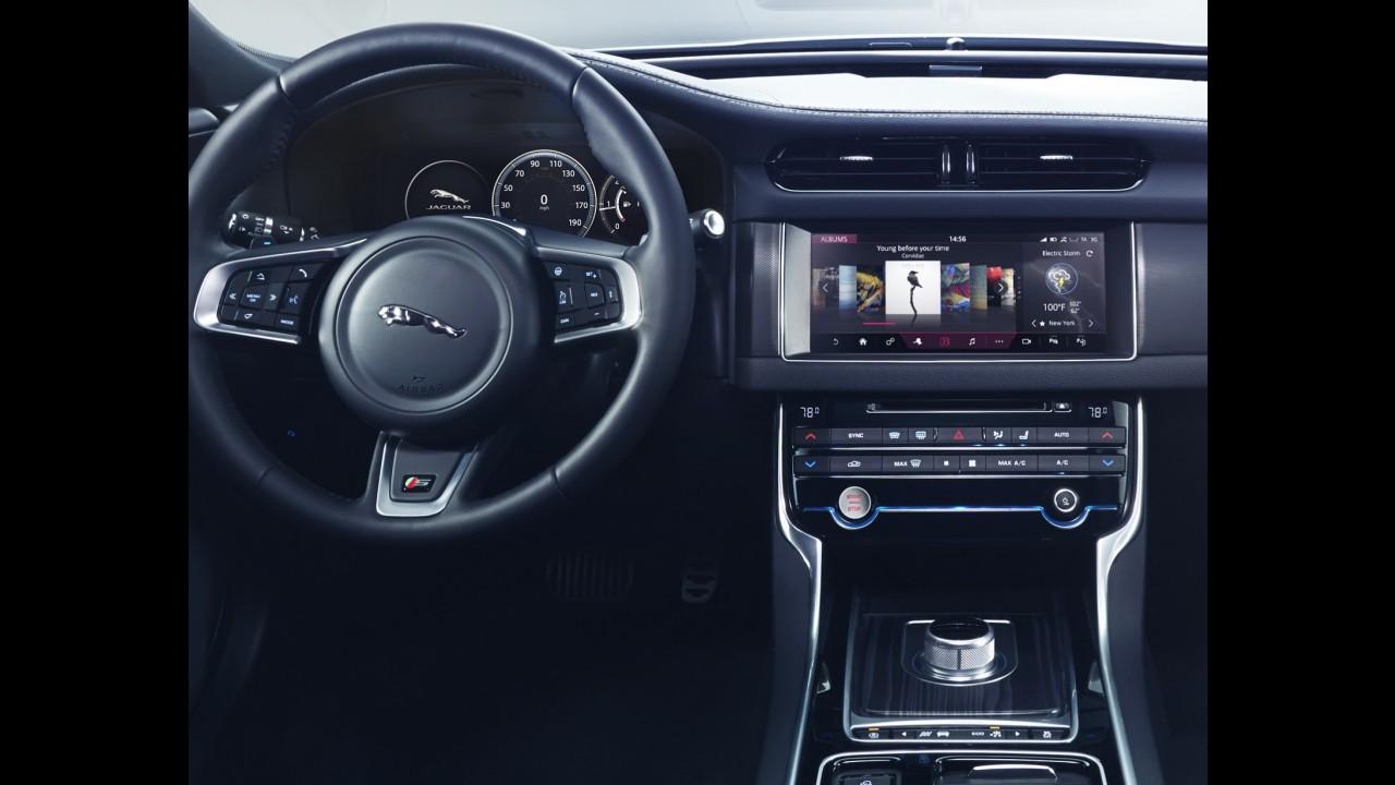 Novo Jaguar XF 2016 chega ao Brasil com preço inicial de R$ 264,7 mil