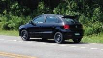 Flagra: após Saveiro, VW agora testa o Gol com novo motor 1.6 16V