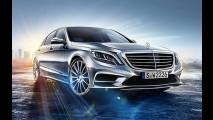 Vazou: Mercedes-Benz Classe S 2014 aparece em foto oficial