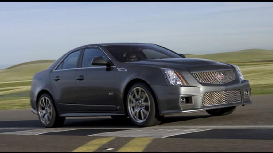 Isto é globalização: GM produzirá modelos da Cadillac fora dos EUA