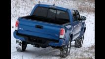 Toyota renova Tacoma para enfrentar Chevrolet Colorado nos EUA