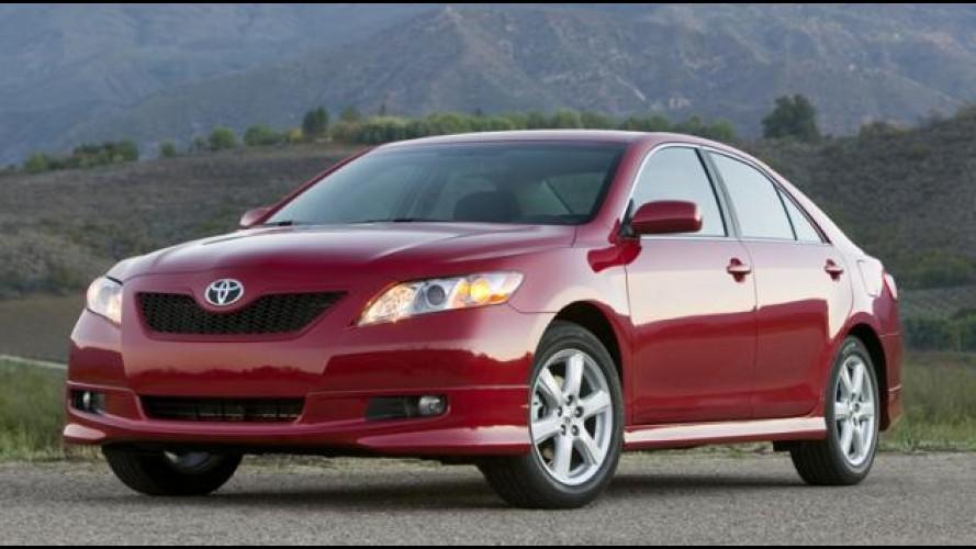 EUA: Modelos da Toyota são investigados por risco de incêndio