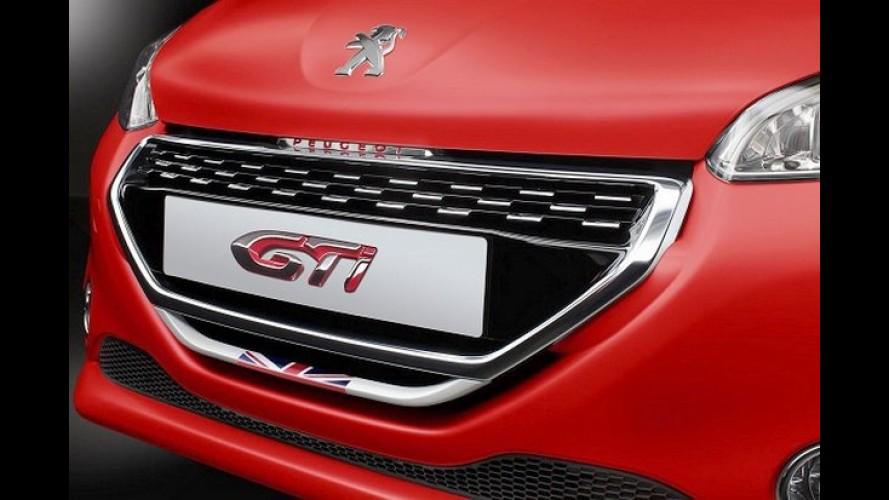 Peugeot 208 GTi 30th Anniversary será revelado em Goodwood