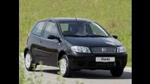 Fiat Punto Classic volta a ser produizido na Europa como opção de entrada