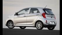 Novo Kia Picanto chega em agosto com motor 1.0 Flex e preço em torno de R$ 36 mil