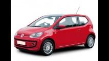 Volkswagen Up! ganha opção de câmbio automatizado ASG no Reino Unido