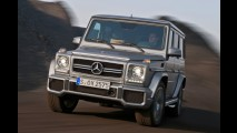 Mercedes-Benz comemora sucesso de vendas do Classe G em Rússia e China