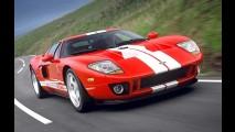 Ford mostrará sucessor do mítico GT em janeiro no Salão de Detroit