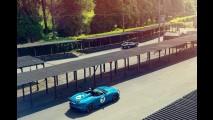 Jaguar revela o Project 7 inspirado no D-Type