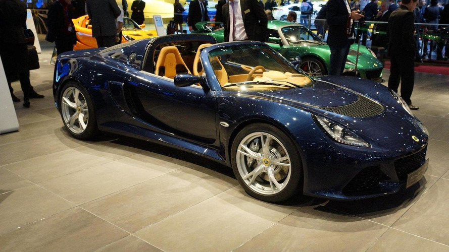 Lotus planning more Evora and Elise models after obtaining funds