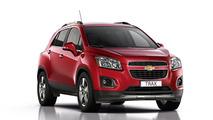 2013 Chevrolet Trax pricing announced (DE, UK)
