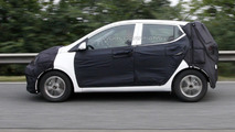 2014 Hyundai i10 spy photo 15.8.2012