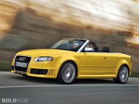 Audi RS 4 Cabriolet