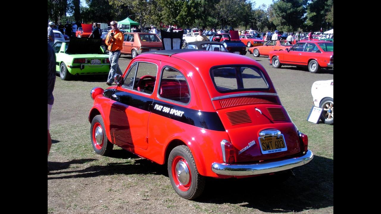 Fiat 500 Nuova
