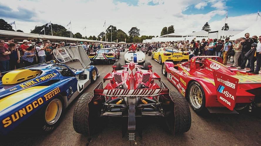 Goodwood Festival of Speed, seguite lo show in diretta su Motor1.com!