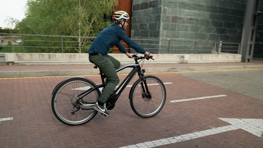 BMW Active Hybrid 2018, una bicicleta eléctrica Premium