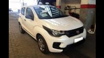 Flagra! Fiat Mobi aparece agora na versão de entrada Easy, de R$ 30 mil