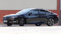 2017 Opel Insignia sedan and wagon spy photos