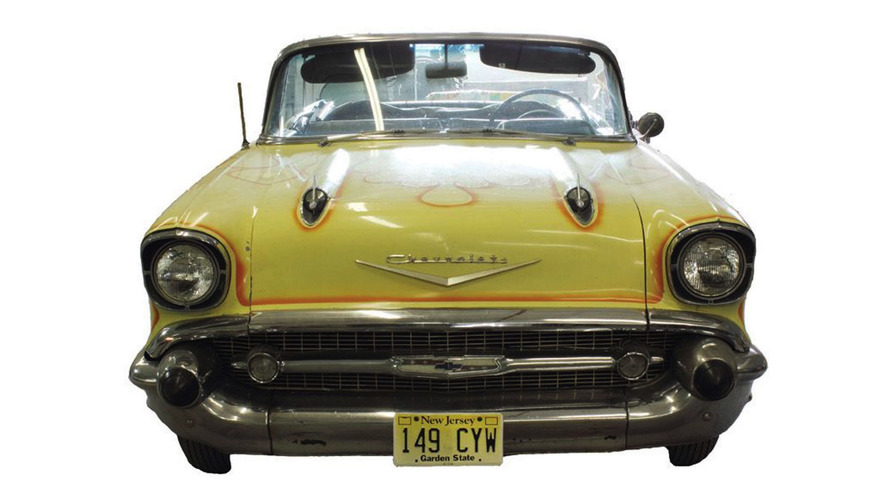 Bruce Springsteen's 1957 Chevy Bel Air sold for $350K at auction