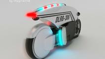 Interceptor police dron