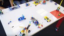 Honda Lego future pod