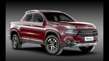 Jeep Toro: projeção sugere picape da Fiat baseada no Cherokee