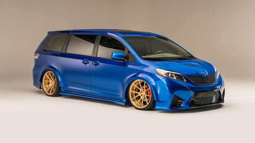 Toyota Extreme Sienna