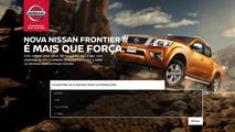 Nissan Frontier - site