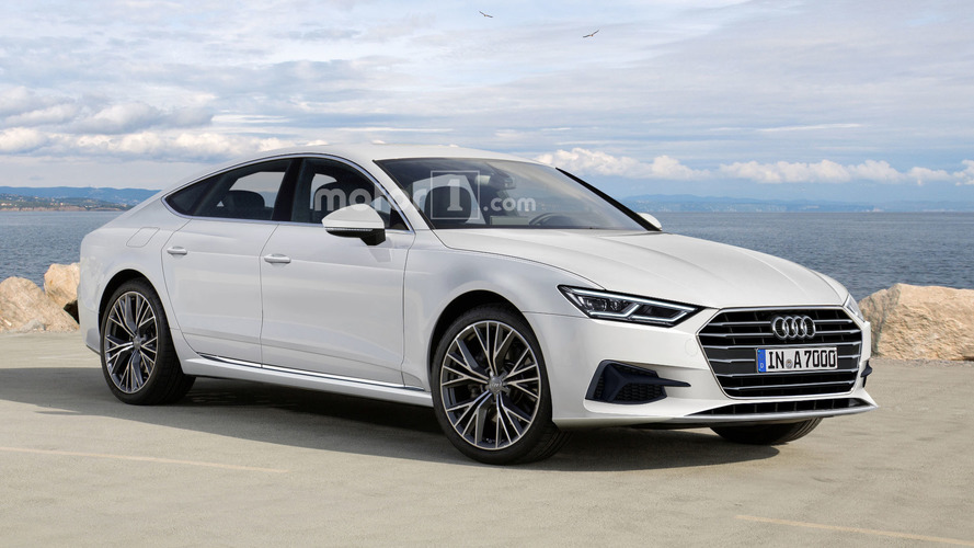 All-New Audi A7 Sportback Due Winter 2017