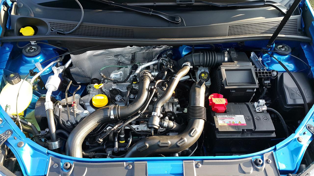 1.0 yeni Dacia motoru