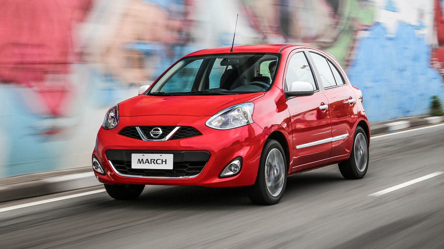 Nissan March será vendido com câmbio automático grátis em feirão