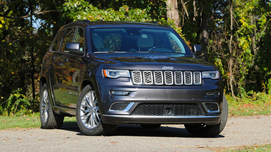2017 - Jeep Grand Cherokee Summit