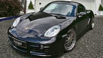 Porsche Cayman S by Inden Design