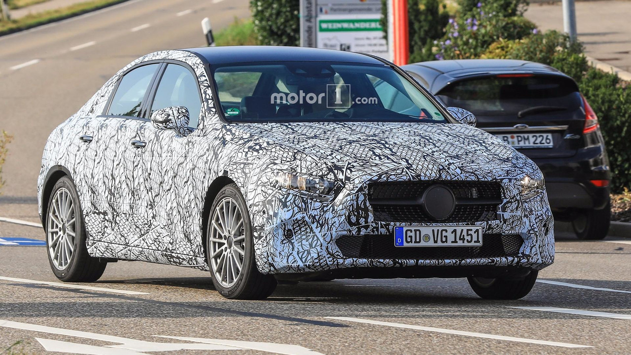 El mercedes clase a sedan 2018 ya est en marcha for Mercedes benz clase a 2018