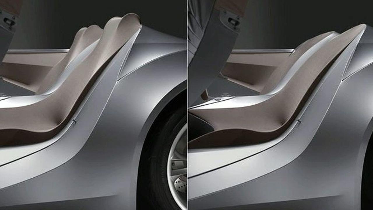 BMW GINA Light Visionary Model Concept Car