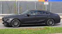 2018 Mercedes CLS spy photo
