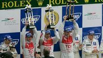 Le Mans Winner 2008 – McNish – Capello - Kristensen