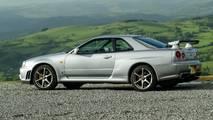 1999 Nissan Skyline GT-R R34