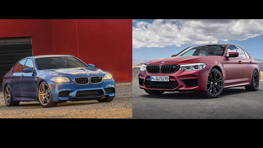 2018 BMW M5: Selefine göre neler değişti?
