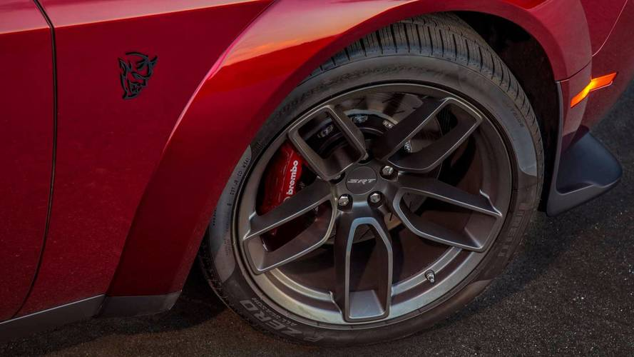 2018 Dodge Challenger SRT Demon Add-Ons