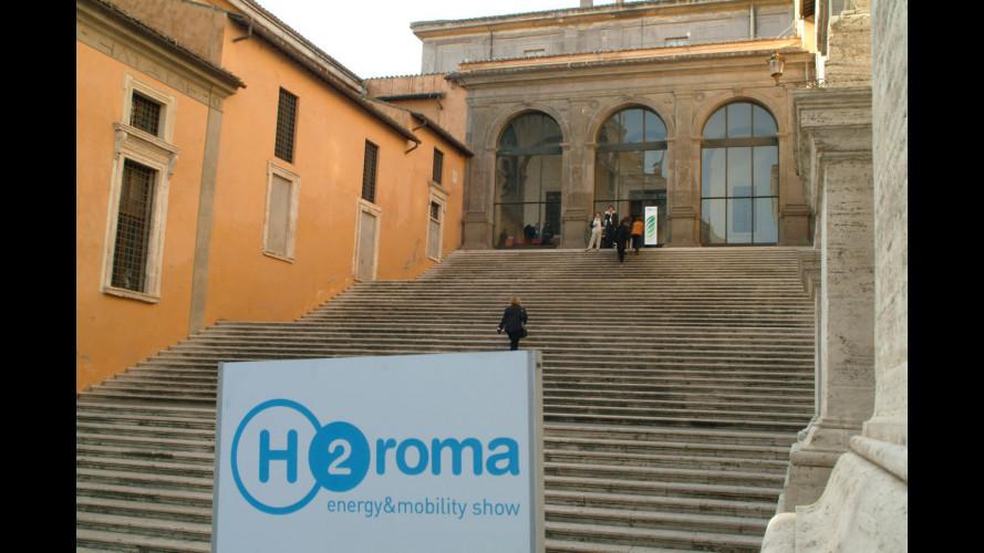 H2roma 2007: al via la quinta edizione!