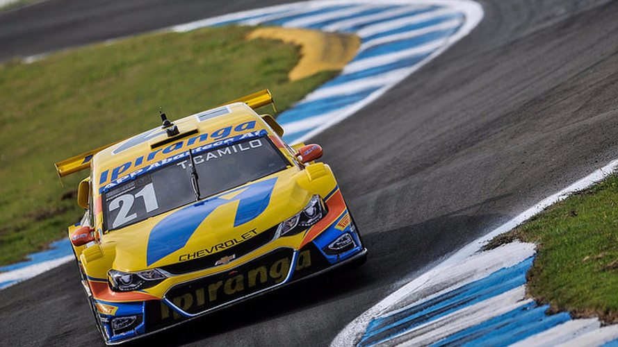 De ponta a ponta, Camilo vence corrida 1 em Londrina